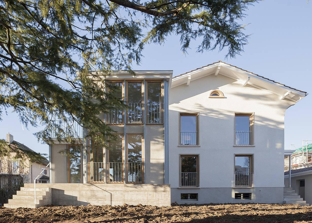 Dreier frenzel architecture communication maison